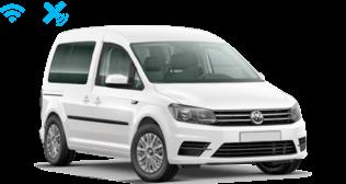VW Caddy Maxi Life 4×4